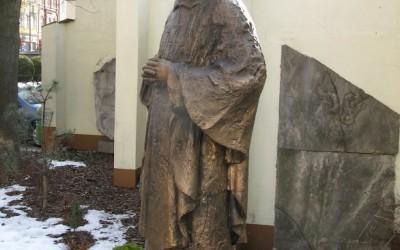 Pomnik Bł. J. Popiełuszki